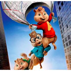 Alvin e Esquilos