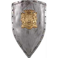 Escudo do Guerreiro Medieval