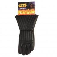 Star Wars Luvas do Darth Vader Adulto