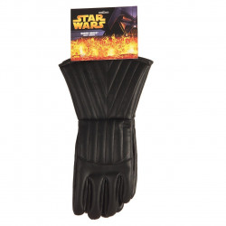 Star Wars Luvas do Darth Vader Adulto