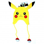 Touca Capuz do Pokemon Pikachu