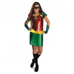 Fantasia Robin Adolescente Feminino