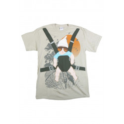 Camiseta Alan Se Beber não Case Adulto Luxo