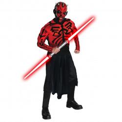 Fantasia Adulto Darth Star Wars Maul Luxo