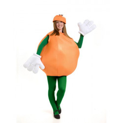 Fantasia Adulto Fruta Laranja