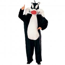 Fantasia Adulto Gato Frajola da Looney Tunes