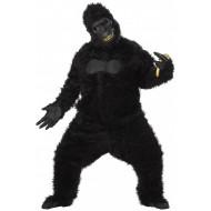 Fantasia Adulto Gorila Luxo