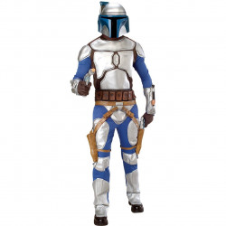 Fantasia Adulto Jango Fett Luxo Star Wars