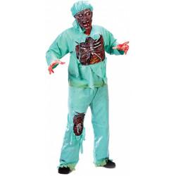 Fantasia Adulto Médico Zumbi