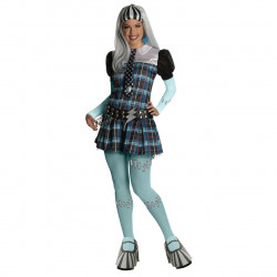 Fantasia Adulto Monster High Frankie Stein