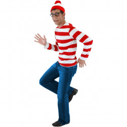 Fantasia Adulto Onde Esta Wally