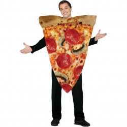Fantasia Adulto Pizza Luxo