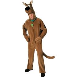 Fantasia Adulto Scooby Doo Luxo