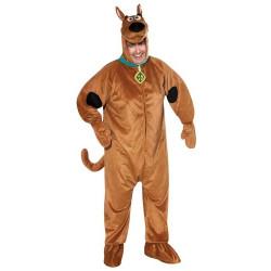 Fantasia Adulto Scooby Doo Luxo Extra Grande
