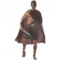 Fantasia Adulto Spartano Grego Luxo