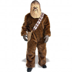 Fantasia Adulto Star Wars Chewbacca Luxo