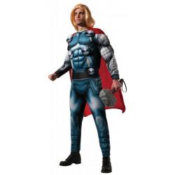Fantasia Adulto Thor Os Vingadores Assemble Luxo