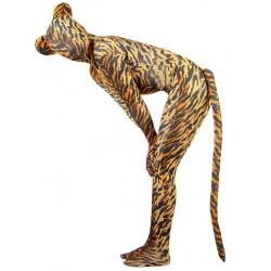 Fantasia Adulto Tigre Spandex