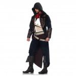 Fantasia Assassins Creed Arno Adulto Luxo
