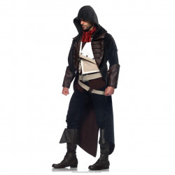Fantasia Assassins Creed Arno Adulto Luxo
