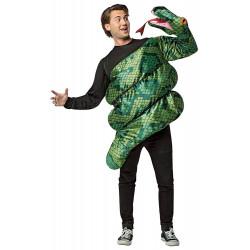 Fantasia Cobra Adulto