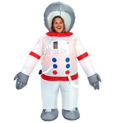 Fantasia de Astronauta Inflável Adulto
