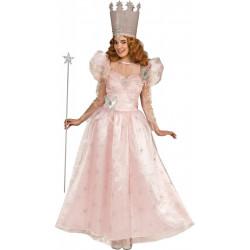 Fantasia Glinda Mágico de OZ Adulto