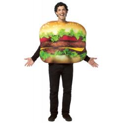 Fantasia Hamburger Clássico