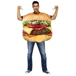 Fantasia Hamburger Luxo Clássico
