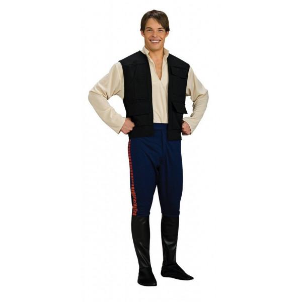 Fantasia Han Solo Star Wars Adulto