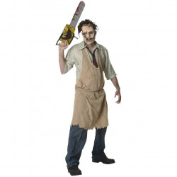 Fantasia Leatherface Adulto Luxo