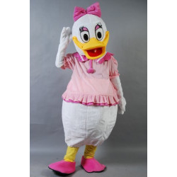 Fantasia Margarida Adulto Mascote Disney