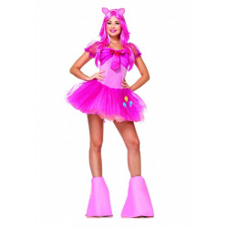 Fantasia Pink Pie My Little Pony Adulto