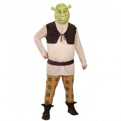 Fantasia Shrek Adulto Luxo