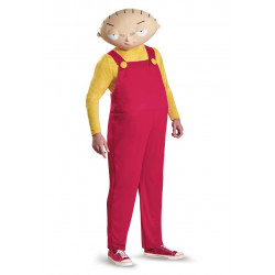 Fantasia Stewie Griffin Uma Família da Pesada Adulto
