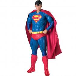 Fantasia Super Homem Adulto Prestige