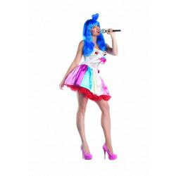 Fantasia Sweet As Candy California Girl Katy Perry Adulto 3D