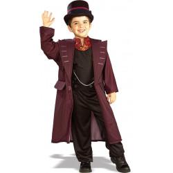 Fantasia Willy Wonka Infantil