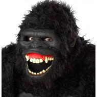 Máscara Adulto Gorila Luxo
