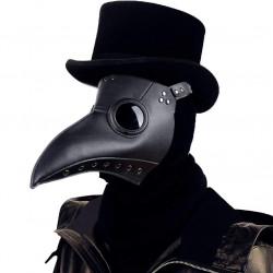 Máscara Doutor da Peste Negra Steampunk Adulto