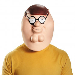 Máscara Peter Griffin Uma Família da Pesada adulto