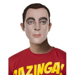 Máscara Sheldon The Big Bang Theory TV Adulto