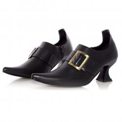 Sapato Adulto Bruxa Bruxinha