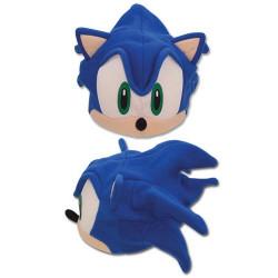 Touca Chapéu do Sonic the Hedgehog Super Luxo