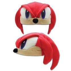 Touca Chapéu Knuckles Sonic the Hedgehog Luxo