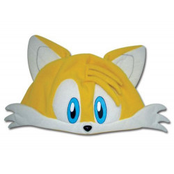 Touca Chapéu Miles Tails Prower Sonic the Hedgehog Luxo