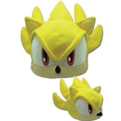 Touca Chapéu Super Sonic the Hedgehog Luxo