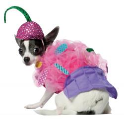 Fantasia para Cachorro Cupcake