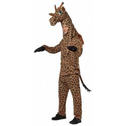 Fantasia Adulto Girafa Luxo