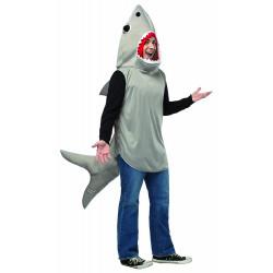 Fantasia Tubarão Adulto